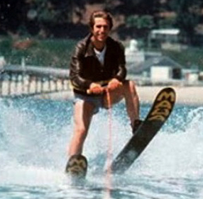 Fonzie Jumps the Shark