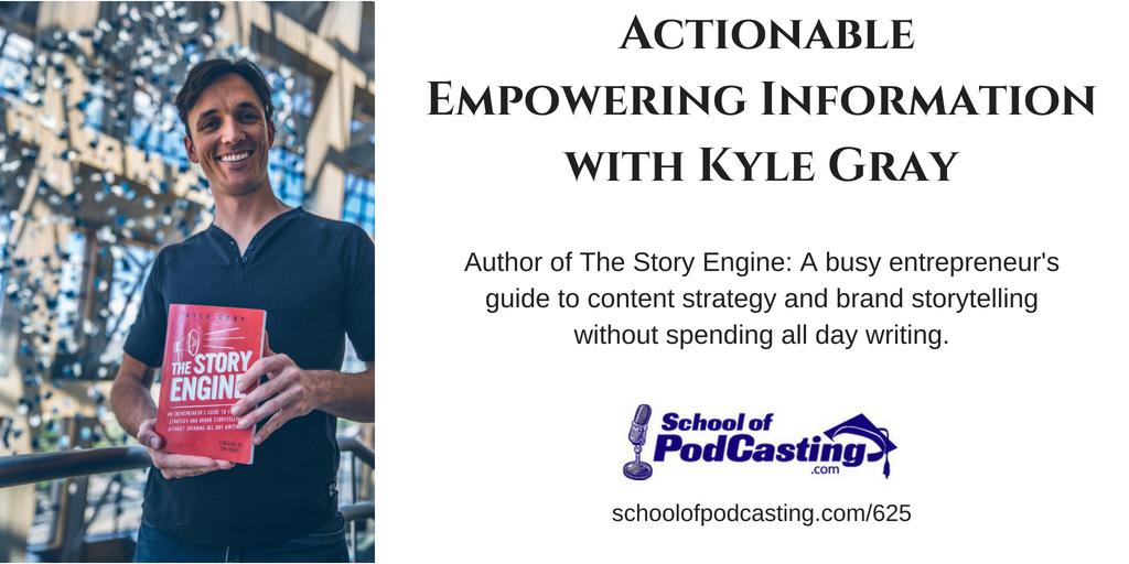 Storyengine Kyle Gray