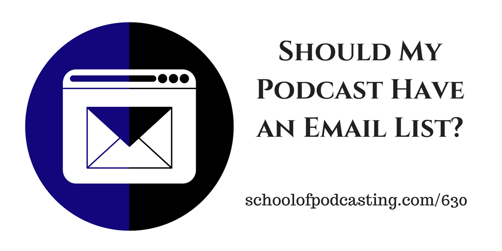 Podcast Email - Lead Magnet