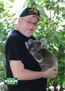 Dave and Koala
