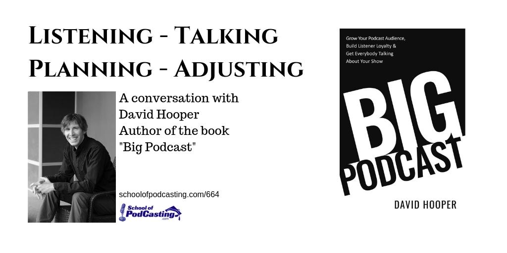 David Hooper Big Podcast