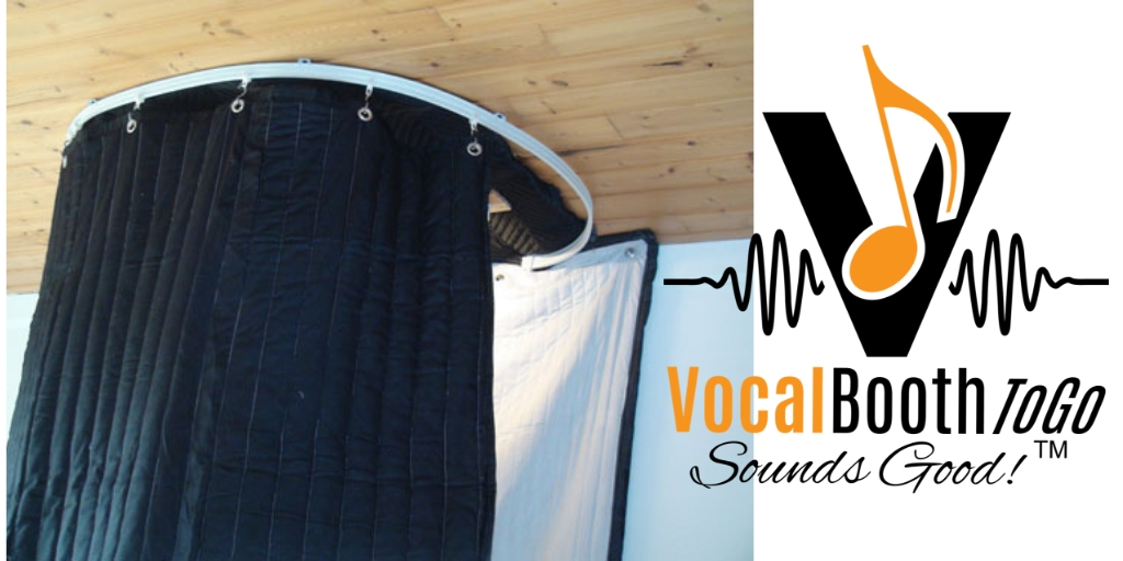 Vocal Booth Ceiling Track