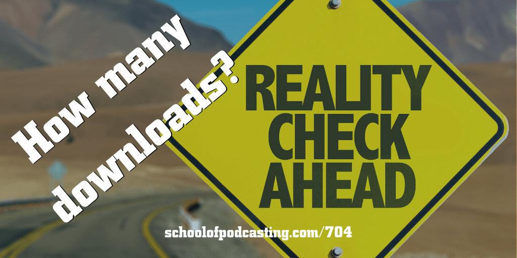 Podcast Reality Check
