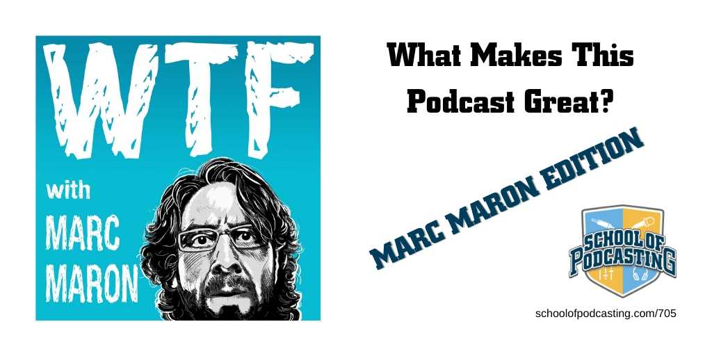Marc Maron Great Podcast