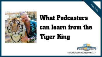 Tiger King Lessons