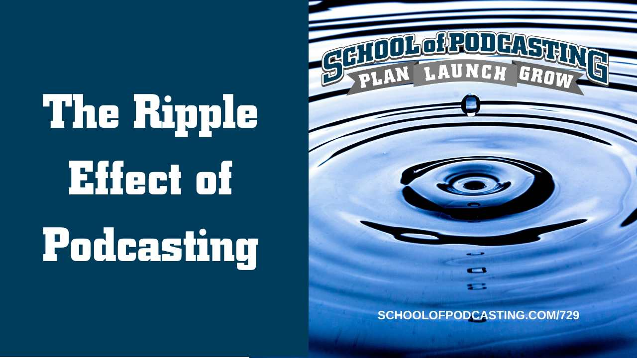 The Podcast Ripple