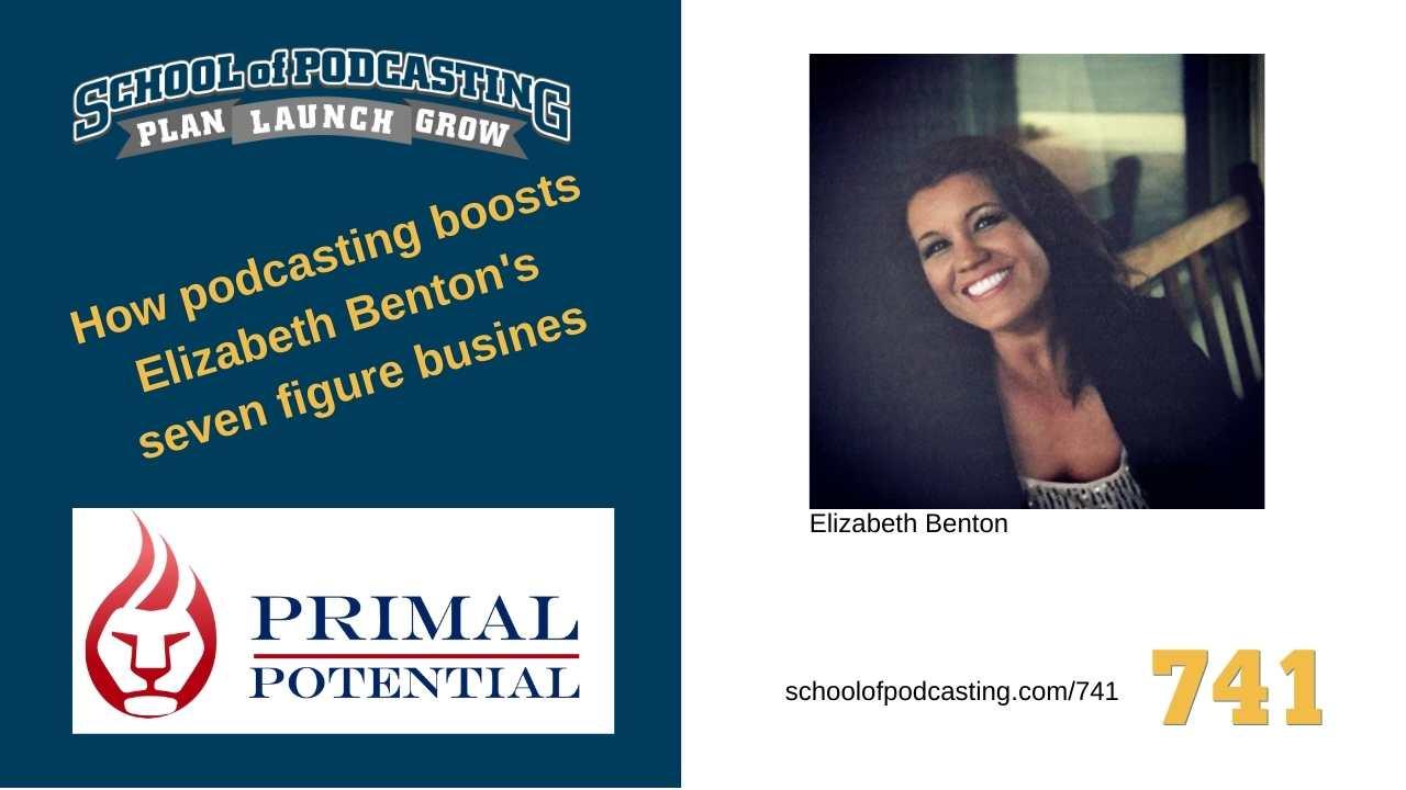 Elizabeth Benton Podcast