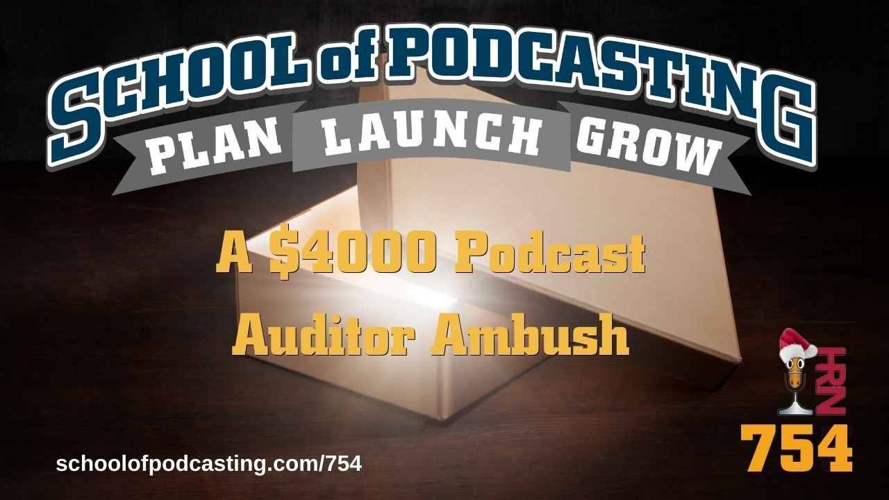 Podcast Auditor Ambush