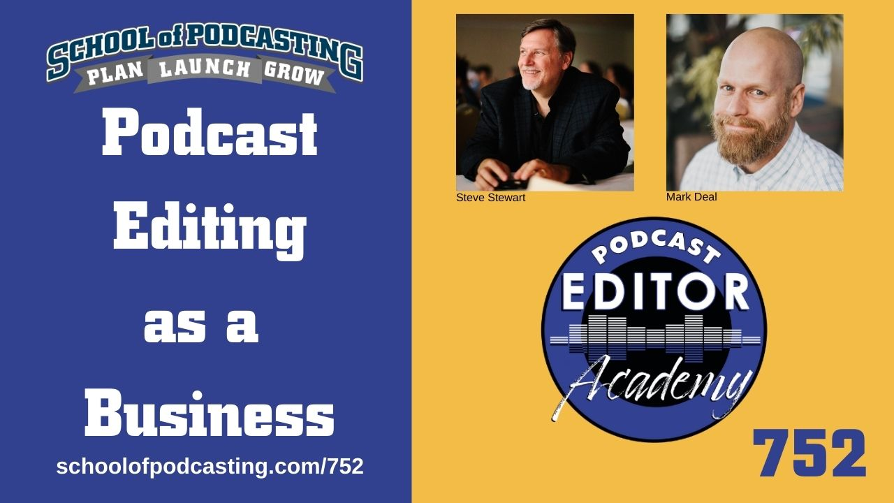 Podcast Editor Academy