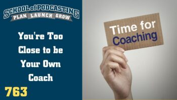 You Can't Coach Yourself