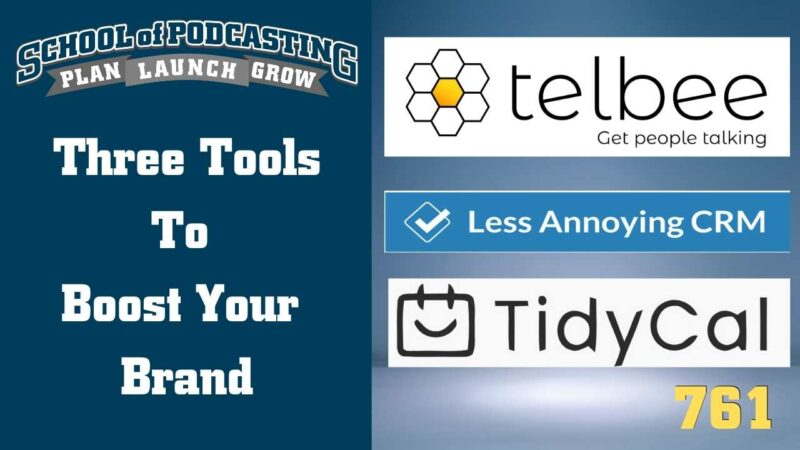 Three Tools to Boost Your BRand