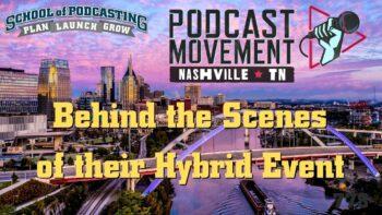 Podcast Movement Nashville