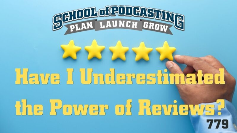 The Power of Apple Podcasts Reviews