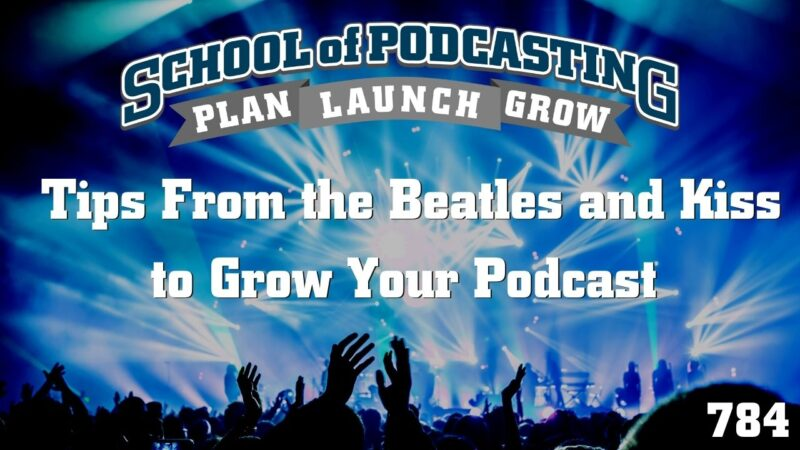 Rockstar Tips for Your Podcast