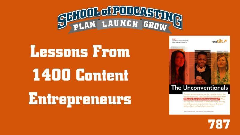 Content Entrepreneurs