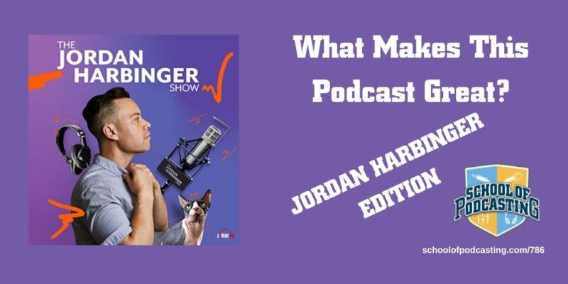 Jordan Harbinger