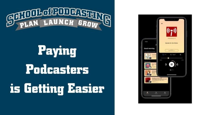 Earn Money With Your Podcast